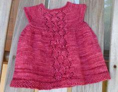Taiga Hilliard Designs--Taiga Hilliard--Nancy Baby Dress (birth - age 3)