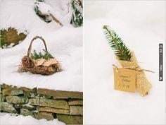winter wedding favor ideas | CHECK OUT MORE IDEAS AT WEDDINGPINS.NET | #weddingfavors