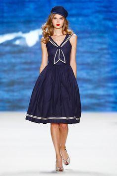 New fashion dresses party teenage 41 Ideas Sailor Outfits, Pin Up Outfits, Sailor Dress, Work Outfits, Casual Dresses, Fashion Dresses, Girls Dresses, Summer Dresses, Look Fashion