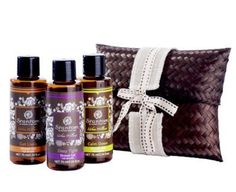 Luxurious wellness Gift: Sranrom Shower Gel Gift Set in Natural Bamboo Case: http://www.incensearomatherapy.co.uk/collections/soap/products/shower-gel-gift-set-in-natural-bamboo-case
