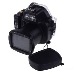 >> Click to Buy << Meikon 40M Waterproof Underwater Camera Housing Case for Canon EOS M2 18-55 Lens #Affiliate