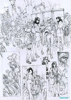 The Art of Kim Jung Gi* • Blog/Website   (www.kimjunggi.net) • (www.kimjunggius.com) Online Store   (www.kimjunggi.net/shop/) ★    Please support the artists and studios featured here by buying this and other artworks in their official online stores • Find more artists at www.facebook.com/CharacterDesignReferences and www.pinterest.com/characterdesigh and learn more about #concept #art #animation #anime #comics    ★
