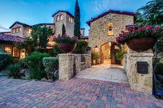 Tuscan beauty, Dallas, Texas