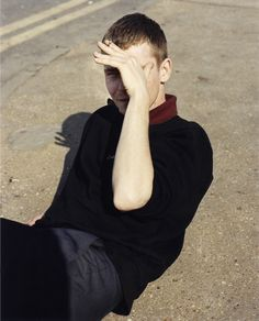 Excellent portraits of young people by Jamie Hawkesworth