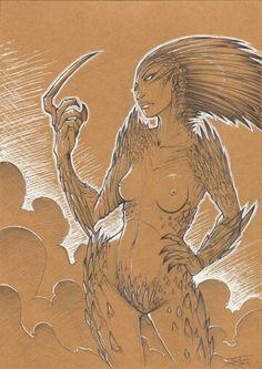 Femme animal by thibaud Colon de Franciosi