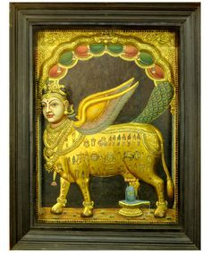 gomadha Tanjore Paintings