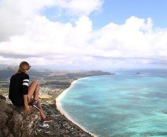 Lanikai Pillbox Hike, Oahu HI