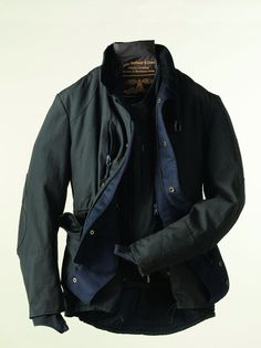 Barbour x Tokihito Yoshida  The Beacon Brand Collection - Por Homme -  Contemporary Men s Lifestyle Magazine d42b38f88d1