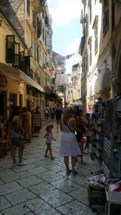 Corfu  Kerkyra Greece