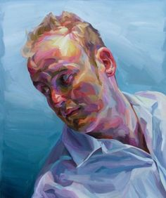 This Pin was discovered by Jeff Wrench. Discover (and save!) your own Pins on Pinterest. Portrait Paintings, Portrait Art, Portraits, Paul Wright, Skin Colors, Painting People, Face Art, Baggage, Oeuvre D'art