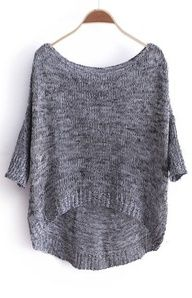 Boxy ( from Ravelry ) knitting pattern but can possibly use basic design for crochet