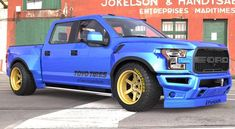 "3,571 Likes, 85 Comments - @pandemusa on Instagram: ""PandeM ford raptor widebody kit debut at Tokyo Auto Salon 2018 @trakyoto x @toyotires_japan…"""