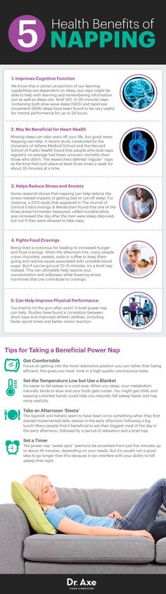 Benefits of power nap - Dr. Axe www.draxe.com #health #holistic #natural