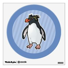 Purchase yourself a bunch of Bird wall decals from Zazzle! Our wall stickers are great for any room in your home or office! Bird Wall Decals, Wall Stickers, Rockhopper Penguin, Animal Room, Wall Decor, Room Decor, Penguins, Disney Characters, Fictional Characters