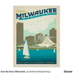 Save the Date | Milwaukee, WI