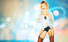 Fonds+d'écran+Célébrités+Femme+>+Fonds+d'écran+Cameron+Diaz+Cameron+Diaz+par+soleildhivers+-+Hebus.com