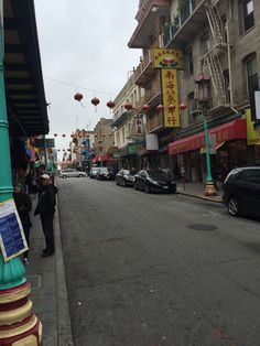 China Town in San Fransisco