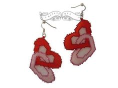 Perfect Bound  Earrings by GelseyNyx on Etsy, $25.00