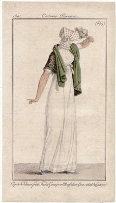 1807 Costume Parisien 859