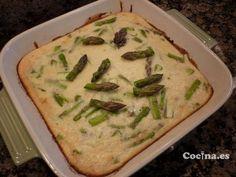 Quiche de espárragos y queso: http://quiche-de-esparragos-y-queso.recetascomidas.com/ - #recetas - #recipes