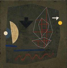 Paul Klee, Possibilities at sea, 1932