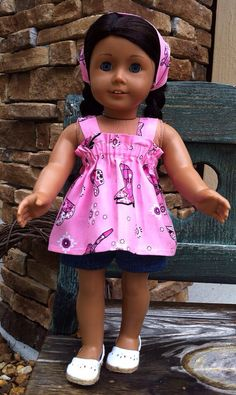 Hey, I found this really awesome Etsy listing at http://www.etsy.com/listing/151717173/american-girl-doll-clothes-simple