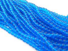 GUM8002 Gummy collar con 115 piezas, color azul 8mm $12.00, Precio especiales a mayoristas.