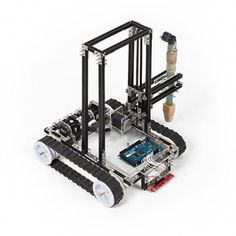 - How to Print Big Structures With Small Robots Huge printerHuge printer 3d Printer Designs, 3d Printer Projects, 3d Printed Robot, Big 3d Printer, 3d Printing Machine, Computer Engineering, Mechatronics Engineering, 3d Cnc, Maker Shop
