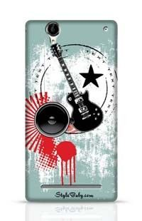 Music Sony Xperia T2 Phone Case