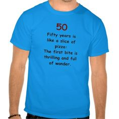 >>>Order          	Humorous 50th Birthday Men's or Unisex T-Shirt           	Humorous 50th Birthday Men's or Unisex T-Shirt In our offer link above you will seeThis Deals          	Humorous 50th Birthday Men's or Unisex T-Shirt lowest price Fast Shipping and save your money Now!!...Cleck See More >>> http://www.zazzle.com/humorous_50th_birthday_mens_or_unisex_t_shirt-235484730763908245?rf=238627982471231924&zbar=1&tc=terrest