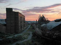 Toutes les tailles | Sunset on Bethlehem Steel | Flickr: partage de photos!