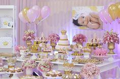 Mais detalhes desta linda Festa Princesa!!!