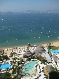 #Beautiful #Acapulco, #Mexico