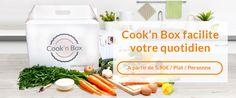 Cook'n Box, La cuisine, un plaisir au quotidien !