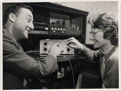 Daphne Oram & Peter Sellers