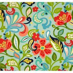 Wildwood Florals Indoor/Outdoor by Richloom R01 Fabric Traders $24 per metre