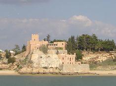 Castelo de São João do Arade, Ferragudo, Algarve