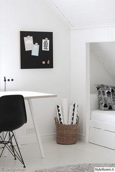 työhuone,muistitaulu,magneettitaulu,työhuoneen sisustus,printtikortti