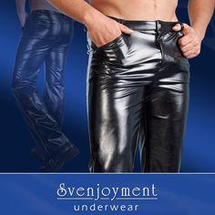 schwarze Jeans für Männer - schau bei  http://www.ezebee.com/de/dessous-and-more
