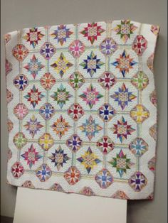 i love this quilt by Janna of Bloc Loc Rulers