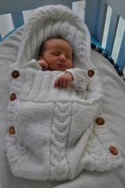 Afbeeldingsresultaat voor patroon gebreide babytrappelzak