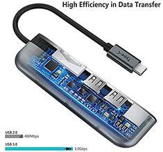 Syntech USB C Hub mit HDMI 4K Adapter, USB 3.0: Amazon.de: Elektronik Usb Hub, Ipad Air, Macbook Air, Computer, Online Purchase, Walkie Talkie, Amazon, Amazons, Riding Habit