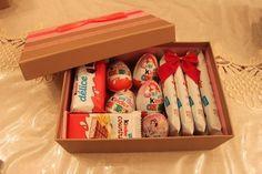 Идеи новогодних сладких подарков