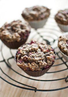 Grain-free, sugar-free breakfast muffins