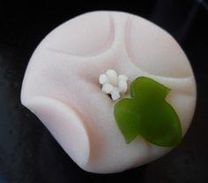 朝顔 Asagao 和菓子 三英堂|茶の湯日記