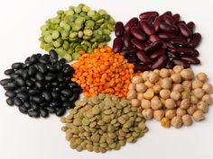 Legumes : Lentils and beans contain complex carbohydrates, as well as fiber and protein. These qualities make it a food that fills you up.