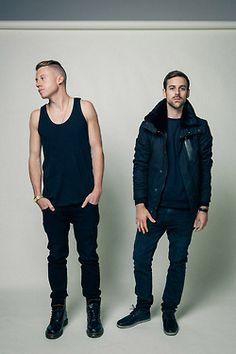 My two favorite men :) Macklemore and Ryan Lewis <3