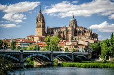 Catedral Nueva de Salamanca, Spain by Humberto Sarmiento on 500px