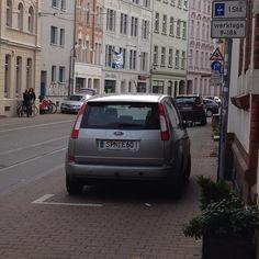 """#Planungsparadigma: """"Hier muss niemand mit #Kinderwagen gehen!"""" #Flächengerechtigkeit nicht. #Cottbus"""