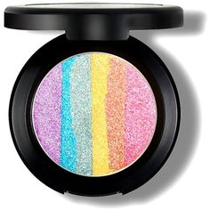 Etouji 6 Colors Rainbow Eyeshadow Highlighter Powder Makeup Cosmetic... ($13) ❤ liked on Polyvore featuring beauty products, makeup, eye makeup, eyeshadow, beauty and palette eyeshadow